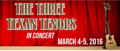 OL The Three Texan Tenors in Concert 2016